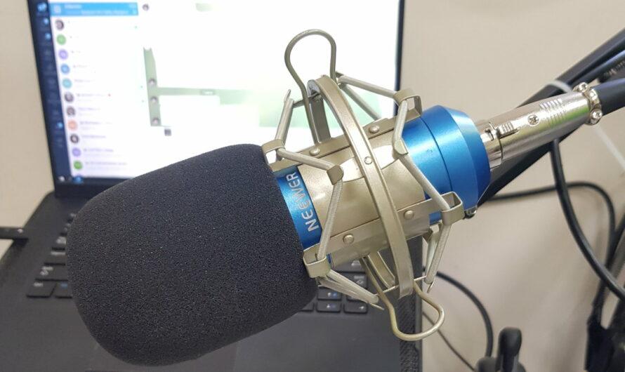 Купил микрофон FIFINE T669